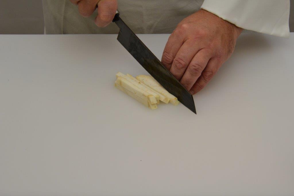 Sellerie Würfel